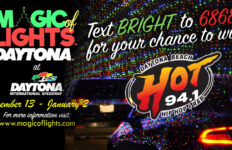 Text To Win Magic of Lights tickets from HOT 94.1