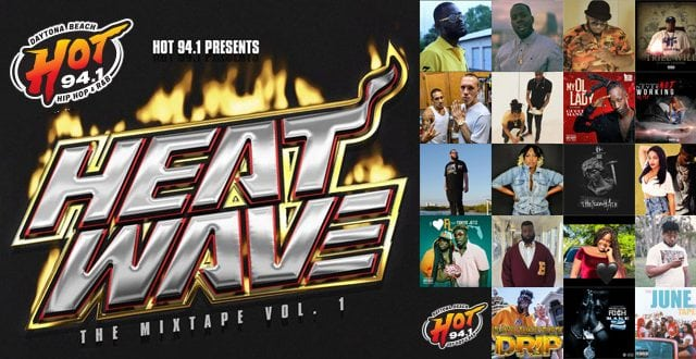 Hot 94.1 Heatwave Mixtape Vol. 1