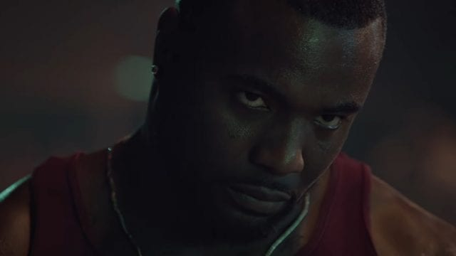 Reebok Commercial screenshot
