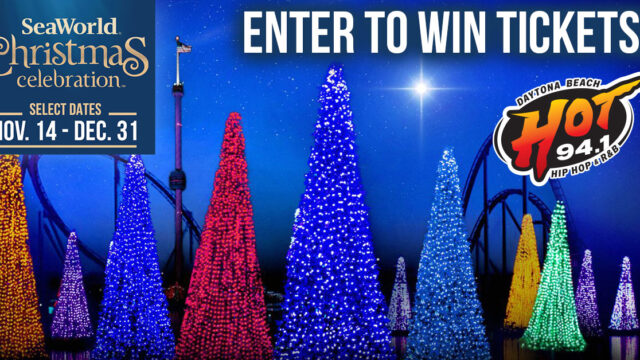 Enter to win SeaWorld Christmas Celebration