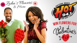 HOT 94.1 Valentine's Day Contest
