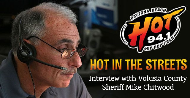 Hot In The Streets - Brandi interviews Sheriff Mike Chitwood