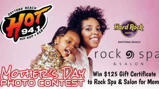 HOT 94.1 Mother's Day Photo Contest