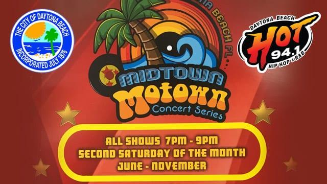 Midtown Motown Concert Series 2019