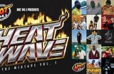 Hot 94.1 Heatwave Mixtape Vol. 1