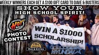 High school spirit contest 2019